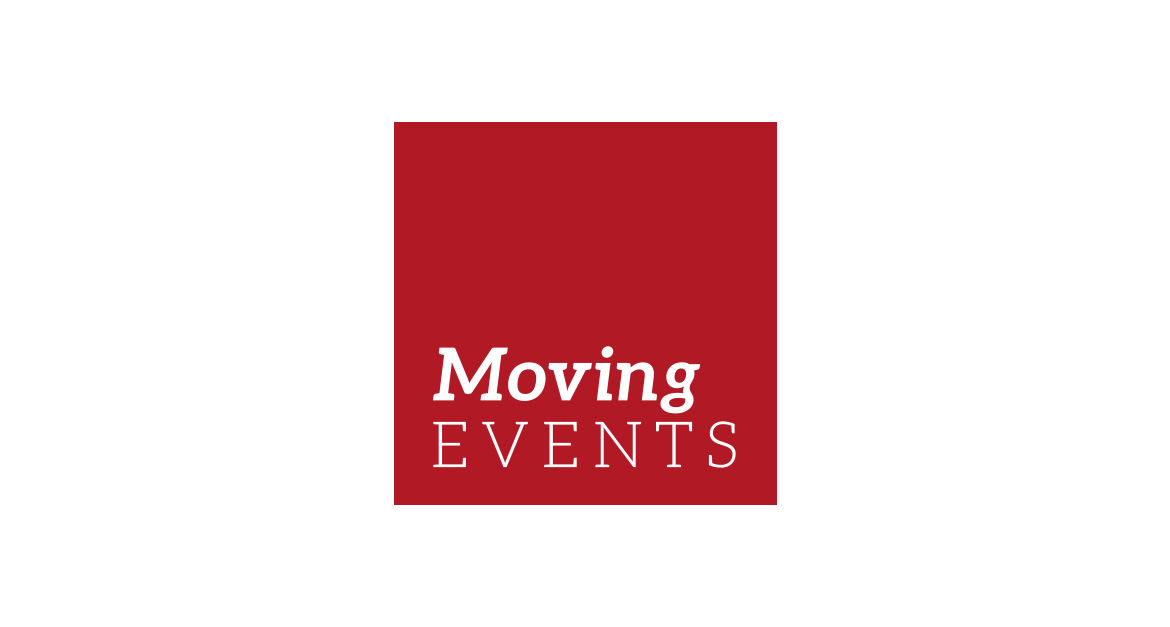 Moving Events Logo Design