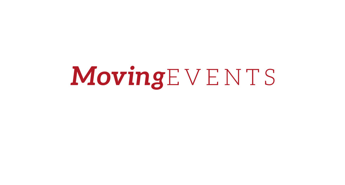 Moving Events Logo Design 2