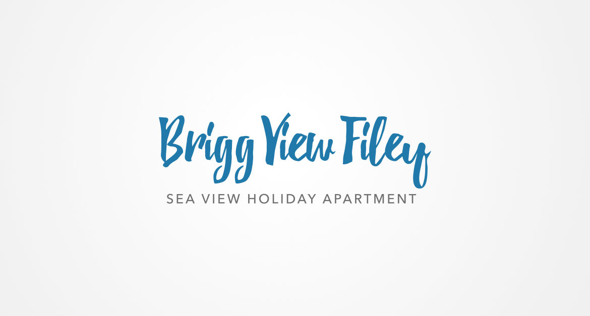 Brigg View Filey Logo Design 2