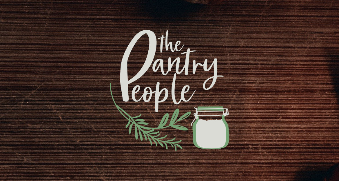 The Pantry People - Logo Design