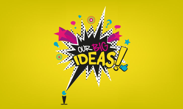Our Big Ideas - Logo Design
