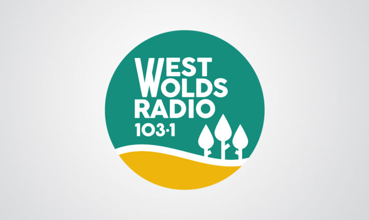 West Wolds Radio - Logo Design