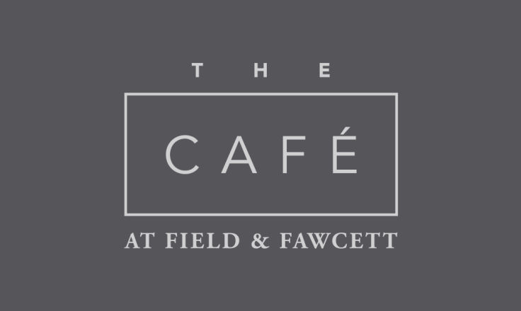 The Café At Field & Fawcett - Logo Design