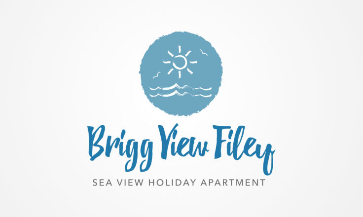 Brigg View Filey - Logo Design