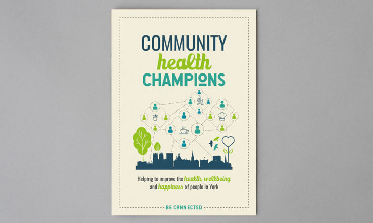 Community Health Champions - Print Design