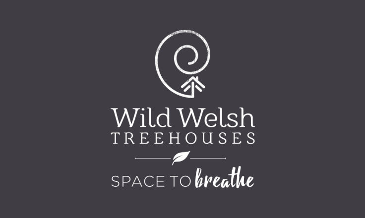 Wild Welsh Treehouses - Logo Design
